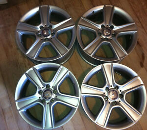 Mercedes-Benz C-Class Rims For Sale (fits years 2008-15)