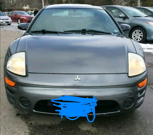 2003 Eclipse RS **AMERICAN LOW MILEAGE**