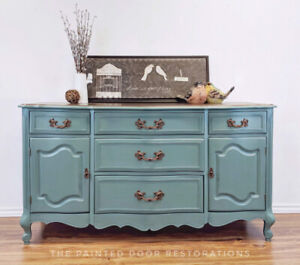 French Provincial Sideboard/Buffet