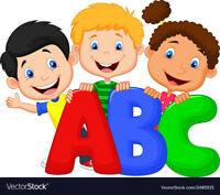 Stimulation du langage pour enfants d'âge préscolaire/scolaire