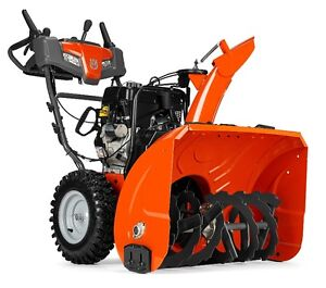 25% OFF  all Husqvarna snowblowers *** CLEARANCE ***