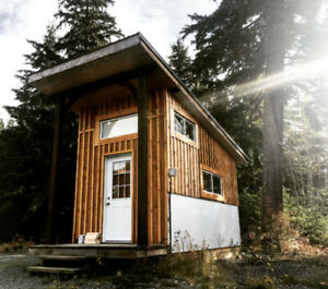 Cabin for rent ten minutes from Terrace