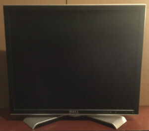 "DELL 19"" LCD Computer Monitor - Tilt Side Way"