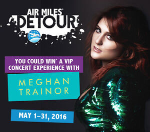 Wanted 2, 3 or 4 Meghan Trainor tickets.