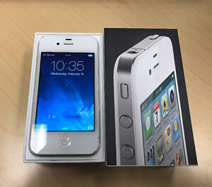 iPhone 4 8GB Bell Network