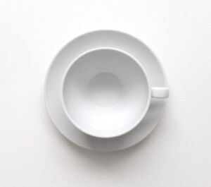 ***BRAND NEW*** FS: SET OF 4 CUPS AND SAUCERS