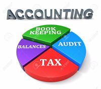 Bookkeeping and Income Tax Services-Prepare Now