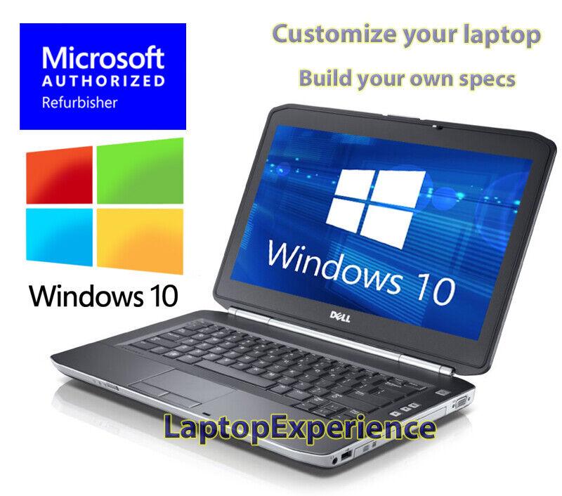 Laptop Windows - DELL LAPTOP LATITUDE CORE i5 16GB 512GB SSD HD HDMI WINDOWS 10 WiFi NOTEBOOK PC