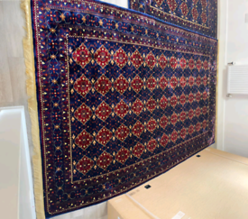 2 Brand New Turkish Carpets