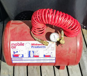 Used Mobile Air Tank