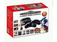 Sega megadrive 80 built in games