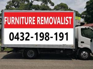 $80/ph David Professional Furniture Removals