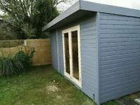 New high quality garden rooms , summer house's
