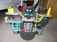 Batman's lair, Pirates, Lego, remote control car and much more