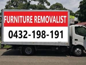 FR $80/ph David Professional Furniture Removals