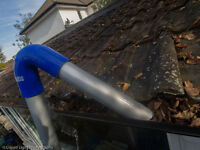 Gutter Cleaning. Special Offer £40 any sized house. clearing using vacuum. No ladders.