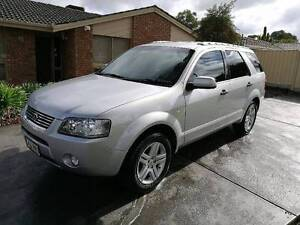 2009 Ford Territory Wagon Para Hills Salisbury Area Preview