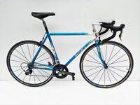Breezer Venturi steel/carbon racing bicycle with ultegra group