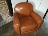 Lovely small Retro Button chair
