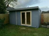 New top quality garden room/garden shed combination