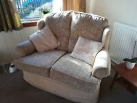 Two seater couch in excellent condition - MUST GO THIS WEEK