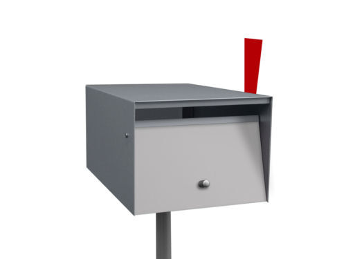 BOX DESIGN RURAL - Modern Contemporary Mailbox (NEW)