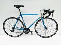 Breezer Venturi steel/carbon racing bicycle with ultegra group