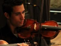 Violin lessons and ear training