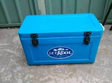 Esky/Icebox. ICEKOOL blue poly icebox 47 Ltr. ( exc cond ). Bakery Hill Ballarat City Preview