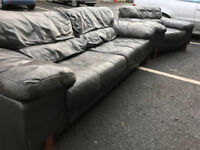 3-Seat Sofa and Chair (@07752751518)