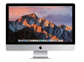 "27"" iMac, bought 2016 - close to UNUSED !!! Real find!"