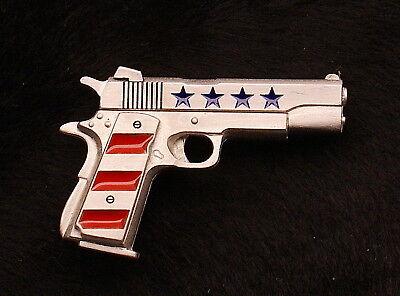 Gun Stripes (Empire Pewter  3D .45 Stars & Stripes Gun Flag)