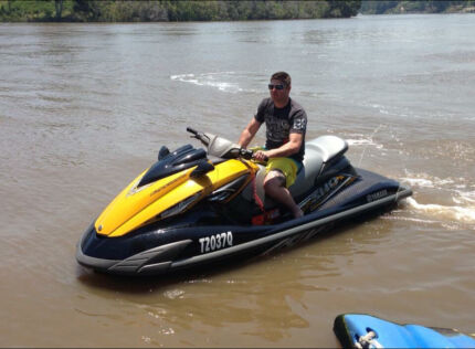 Yamaha FZS SHO 10 500 ski alone 11 500 with trailer  Woolloongabba Brisbane South West Preview