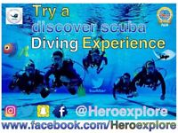Discover Scuba Diving Courses