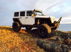 Jeep JKU 2014 unlimited