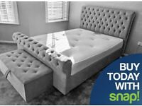 Beds available in all sizes. Pay weekly/monthly. UK delivery.