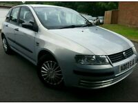 FIAT STILO 1.2**6 SPEED GEARBOX** AMAZING CHEAP AND SAVING CAR!!!!!