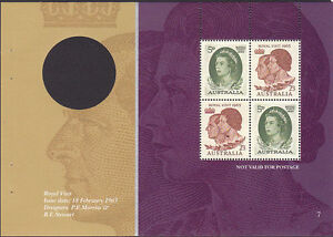 Australia 1963 Royal Visit Limited Edition Booklet Pane MNH