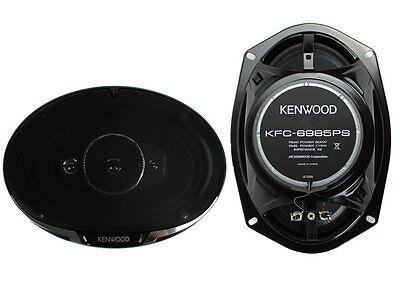 "Kenwood KFC-6985PS 6x9"" Performance Series 4-Way Flush Mount"