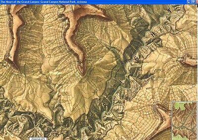U Pick - National Geographic maps - choose any 6 map lot  --   FREE SHIPPING!