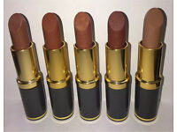 Medora Of London Matt lip stick in Brown shades