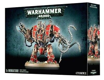 >> Chaos Space Marines Helbrute Warhammer 40K NIB!
