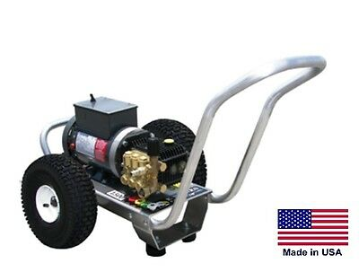 PRESSURE WASHER  Electric  Direct Drive  7 GPM  2000 PSI  10 Hp  230V 1 Ph  AR