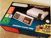 Nintendo Nes Mini classic