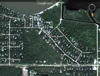 TWO Hillside Bluff Cottage Lots - Hillside Beach