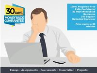 8 Hours Notice – Plagiarism Free – Fully Confidential help with Assignments, Dissertation & Projects