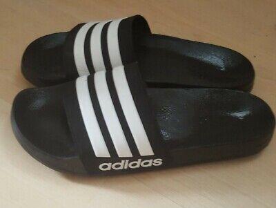 Mens adidas sliders size 11