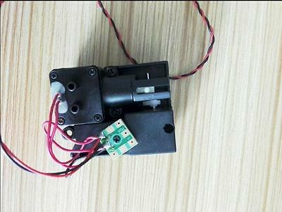 US Stock 1/16 Scale RC Model Smoke Unit Gearbox For 2.4Ghz HengLong Tank for sale  Cranbury