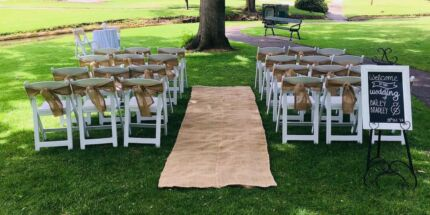 $265 RUSTIC WEDDING CEREMONY SPECIAL