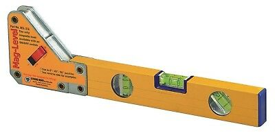 Strong Hand Tools Magnetic Level Mag Level Msl-316 Onoff Switch High Quality
